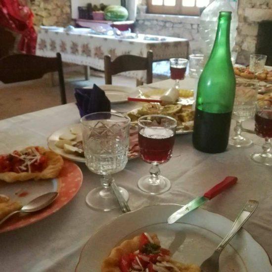 Sapori di Fammera: a pranzo col pastore