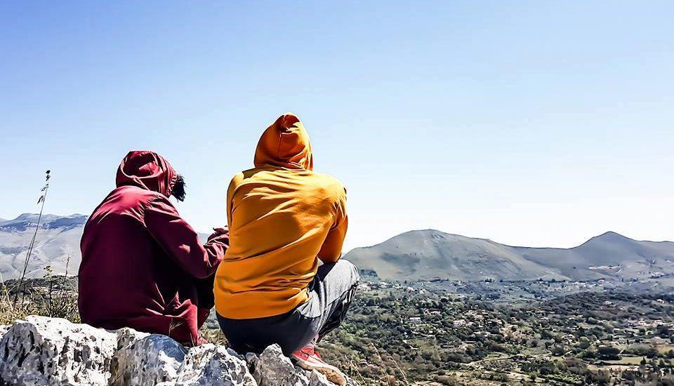 Trekking a Itri
