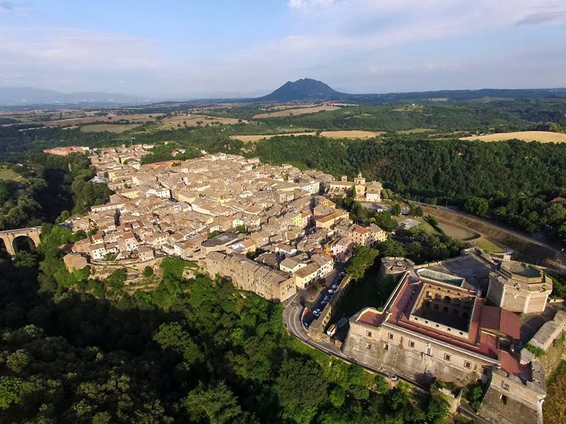 Escursione a Civita Castellana