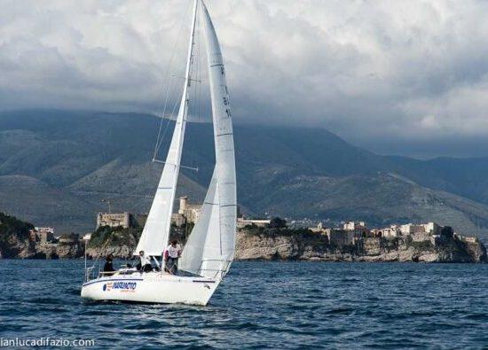 escursione in barca a vela nel Golfo di Gaeta