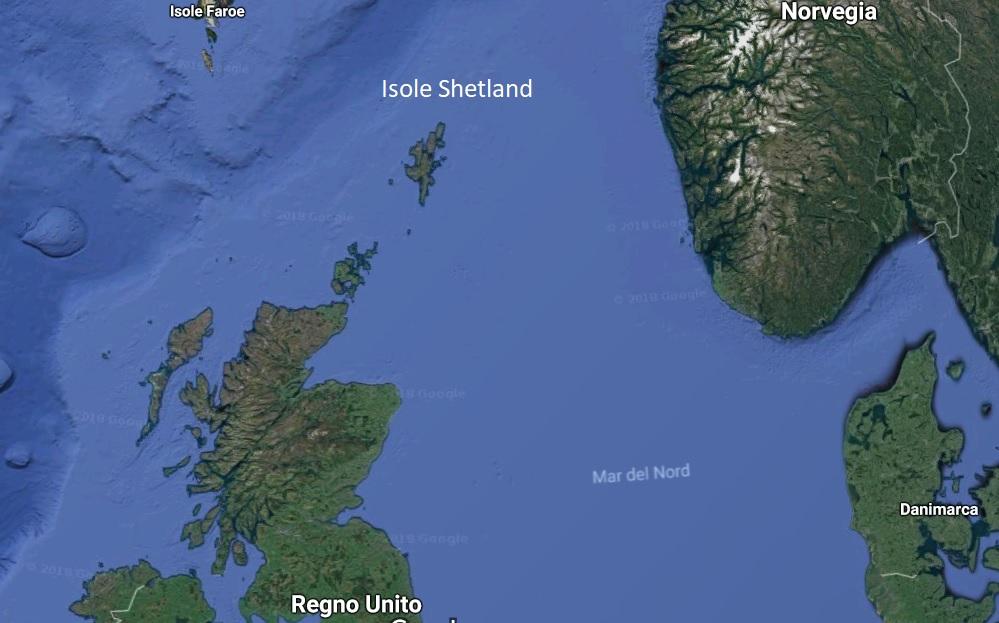 benessere salute shetland