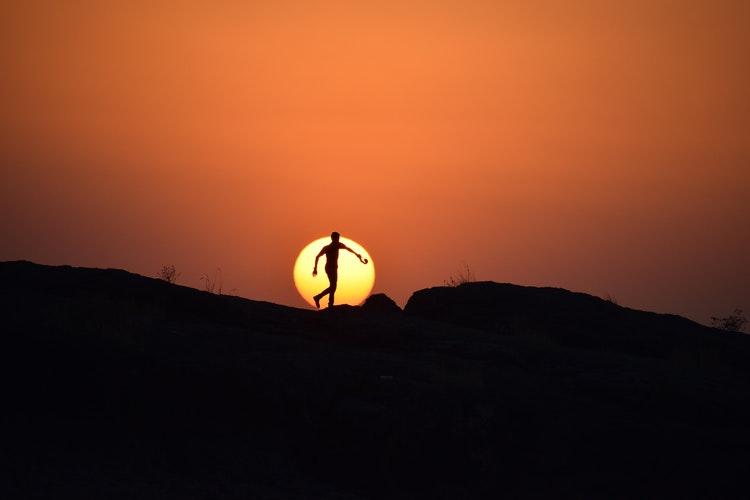 benessere natura camminare