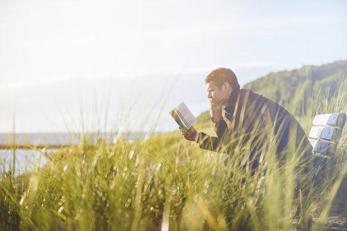 benessere natura lettura