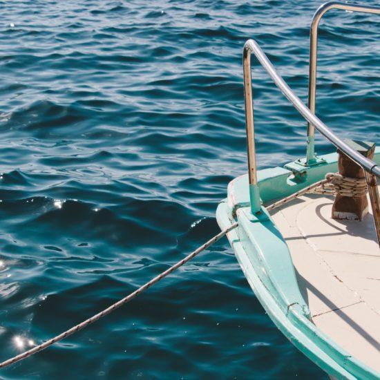 gita barca gaeta