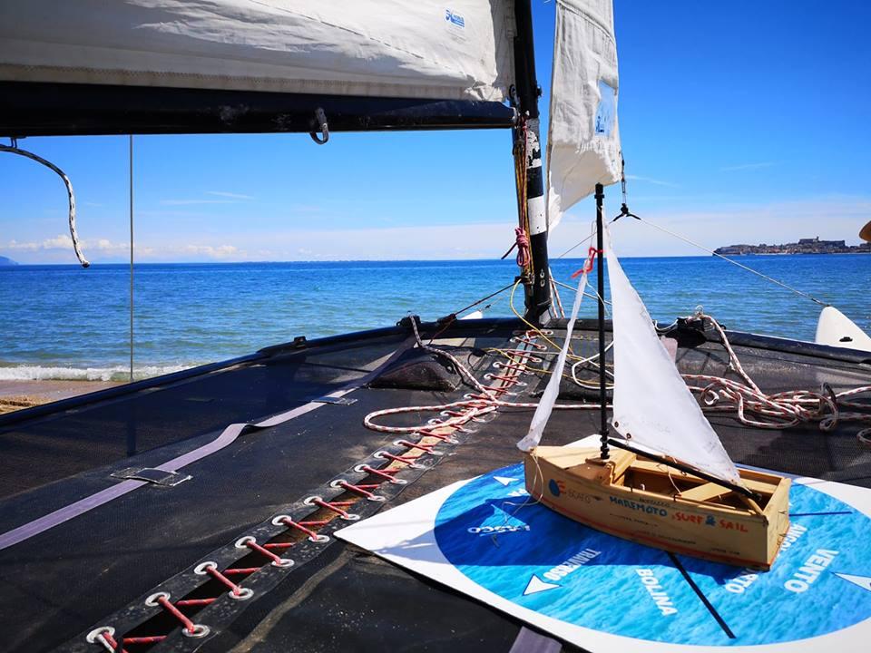 corso catamarano formia