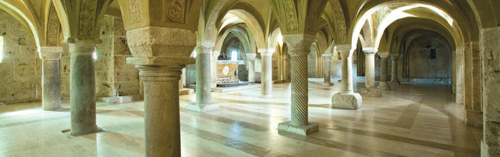 Sora-Abbazia-La-Cripta